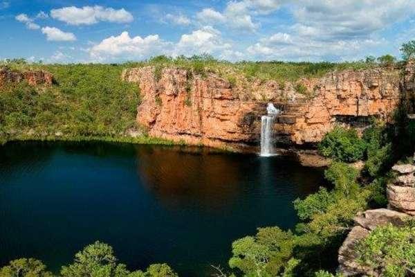 Eagle Falls, Australia