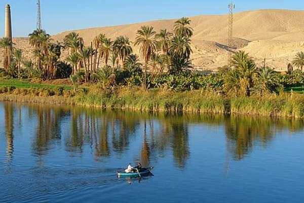Thèbes, Egypte