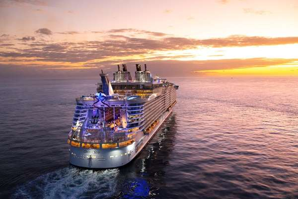 Vaar met de Oasis of the Seas® naar Cape Liberty