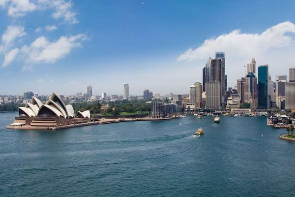 Sail with the Carnival Splendor from Sydney
