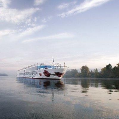 Cruise op de enige rivier die van west naar oost stroomt