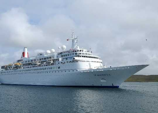 The Scenic Fjords And Waterfalls Of Norway Boudicca Fred Olsen - Boudicca cruise ship itinerary