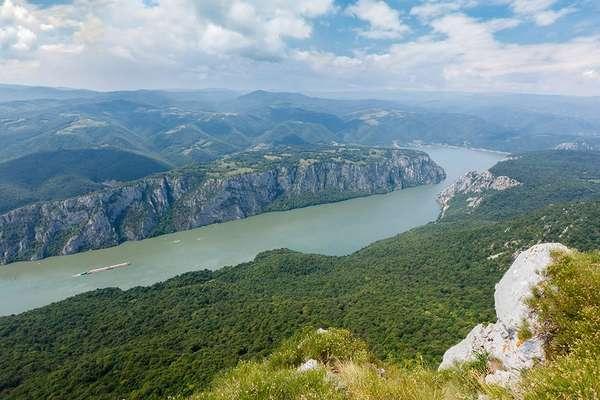 Джердапское водохранилище, Сербия