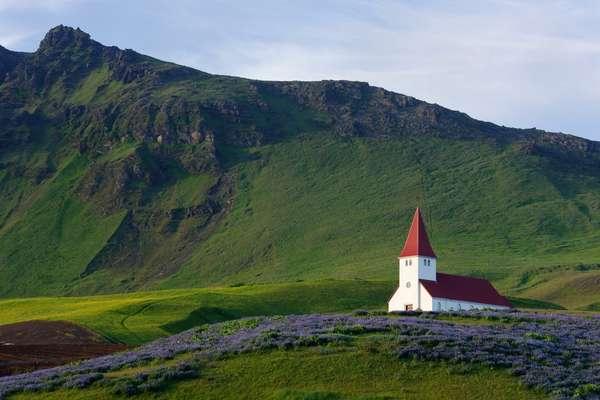 Grundarfjördur, Island