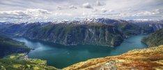 Norwegens Küsten entlang