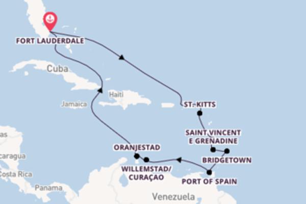 Lasciati affascinare da Martinica partendo da Fort Lauderdale