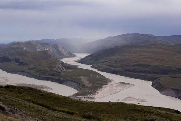 Bjørnefaelden, Grönland