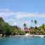 Entspannen unter Palmen in der Karibik