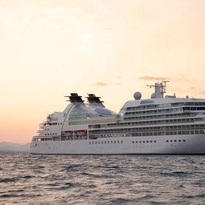 Schitterende cruise langs kusten aan de Middellandse Zee