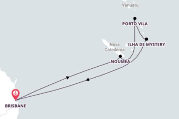 Curtindo a bordo do Radiance of the Seas por 9 dias