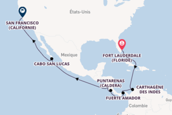Envoutante balade de 16 jours à bord du bateau Emerald Princess
