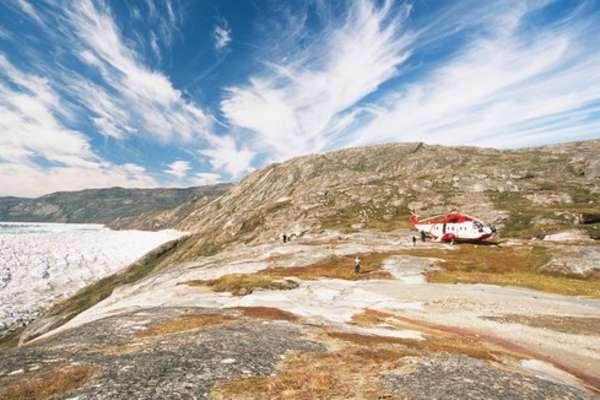 Narsarsuaq, Groenland