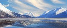 Imposantes Alaska