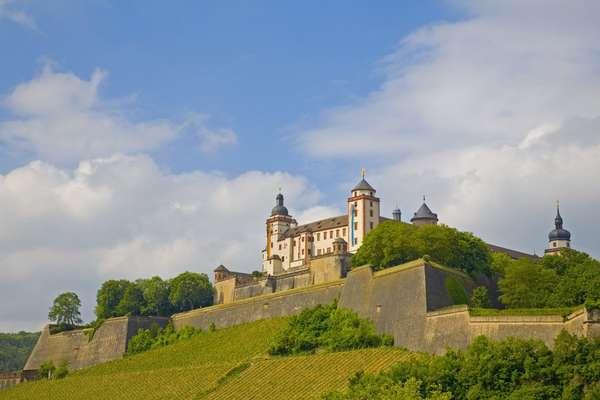 Wurtzbourg, Allemagne