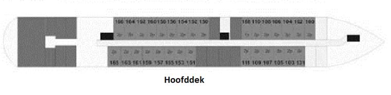 MS Andante Hoofddek 3