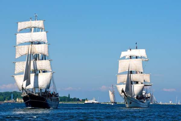 Majestic Helsinki with MSC Splendida