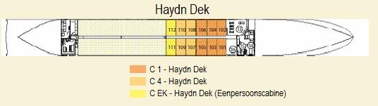 MS Amadeus Elegant Haydn Dek 4