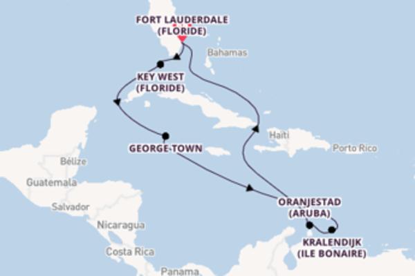 Découvrez avec Celebrity Cruises, la destination: Key West (Floride)