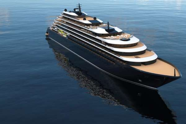 Sublime passeio com a The Ritz-Carlton Yacht Collection