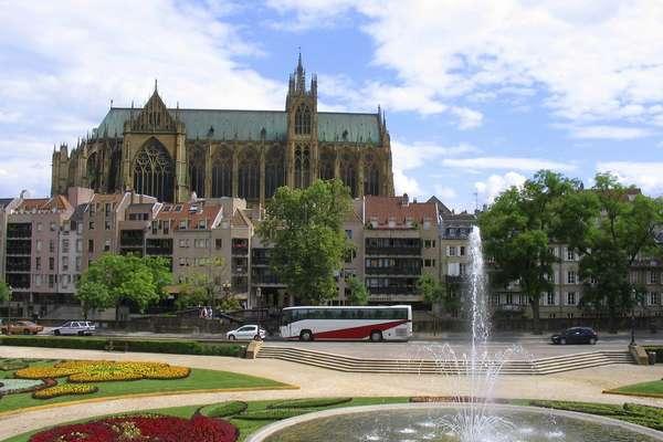 Metz, Frankrijk