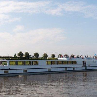 Reis van Brugge naar Amsterdam
