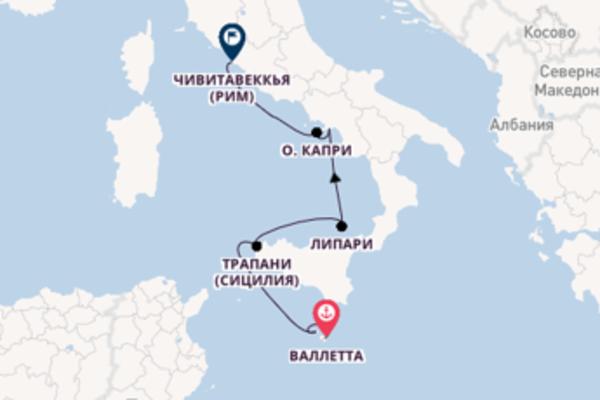 Невероятное путешествие на SeaDream I