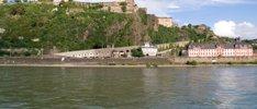 Rhein in Flammen in Koblenz genießen
