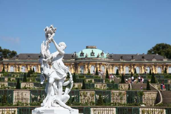 12 day expedition to Spandau (Berlin) from Amsterdam