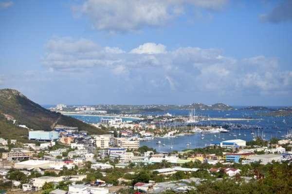 Marigot, St. Maarten, Nederlandse Antillen