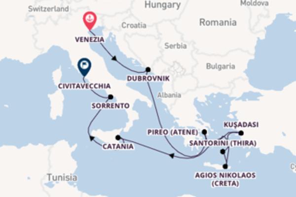 Viaggio di 13 giorni a bordo di Pacific Princess