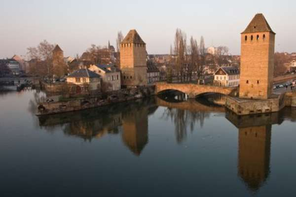 5 day trip on board the Monet from Strasbourg