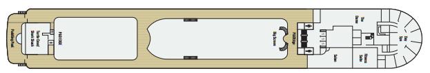 Pacific Jewel Deck 14
