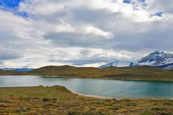 Channel Sarmento, Chile