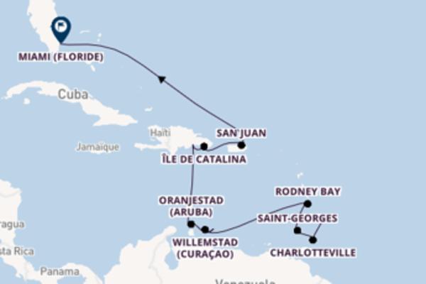Visitez avec Seabourn, la destination: Willemstad (Curaçao)