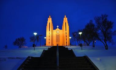 Islande, Europe du Nord