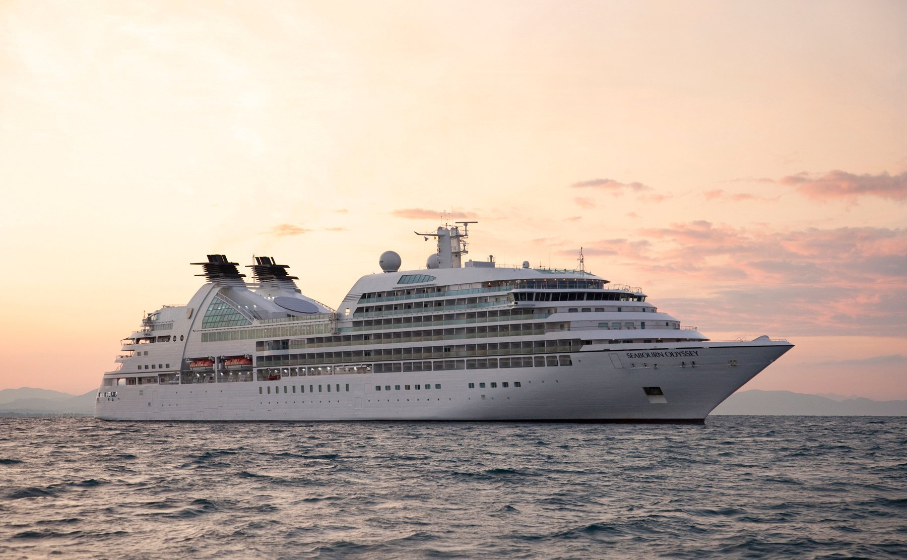 27 nachten met de Seabourn Odyssey