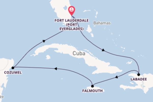 Trip with Royal Caribbean from Fort Lauderdale