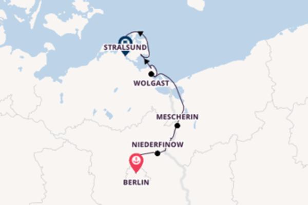 Mit Rad & Schiff - Von der Oder nach Usedom & Rügen