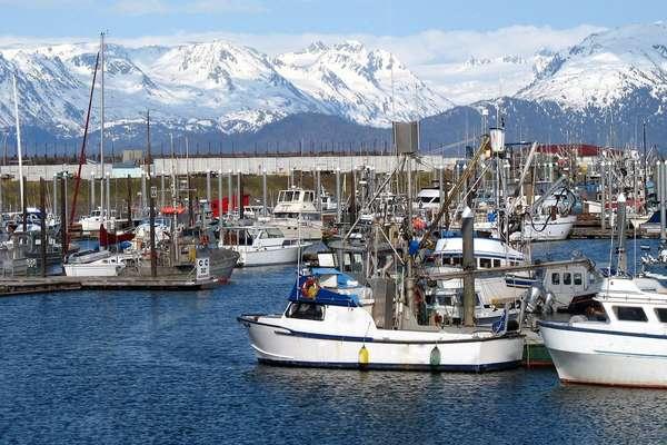 Ванкувер - Сьюард на Radiance of the Seas