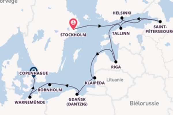 Joyeuse balade pour découvrir Helsinki