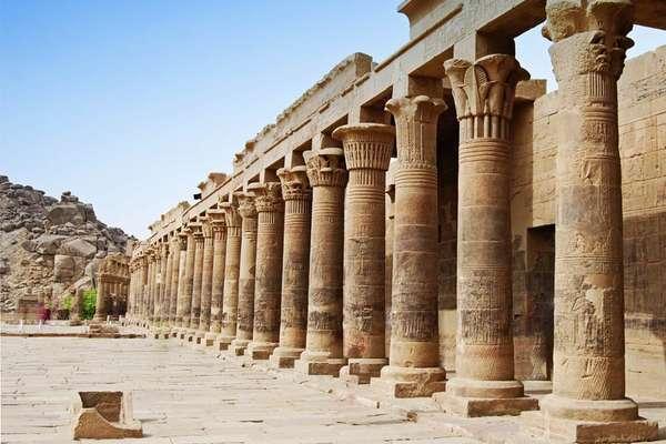 Assuan, Ägypten