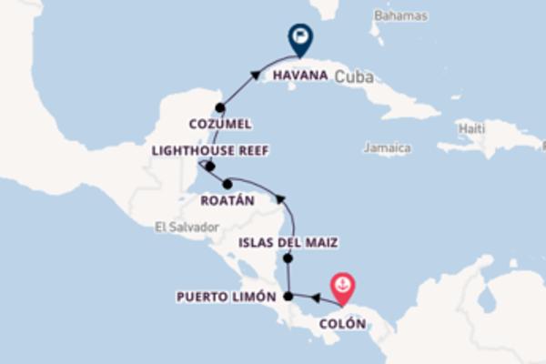 Cruise in 15 dagen naar Havana met Sea Cloud Cruises