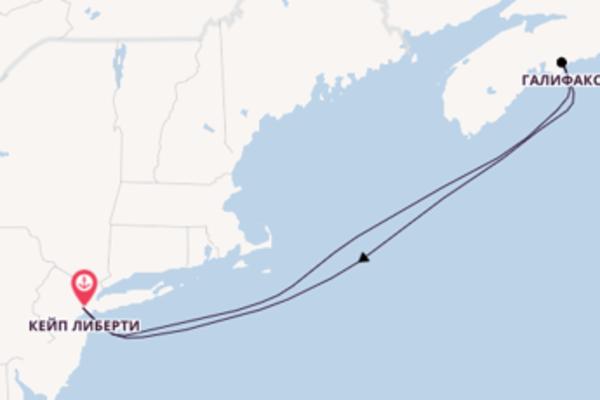 Невероятное путешествие на Freedom of the Seas