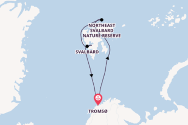Trip with Viking Ocean Cruises from Tromsø