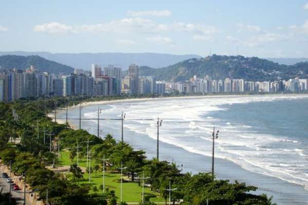 Santos, Brazilië