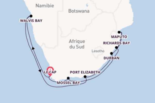 Idyllique balade avec Regent Seven Seas Cruises