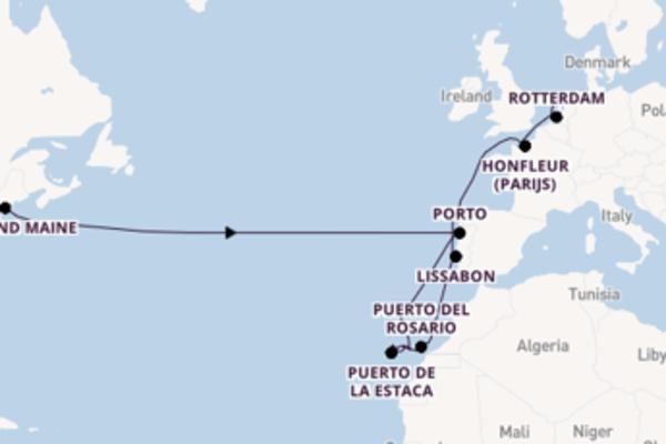 Verken het stralende Santa Cruz de La Palma