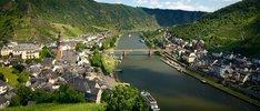 Romantisch auf Mosel und Rhein