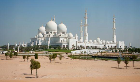 Emirate und Orient1