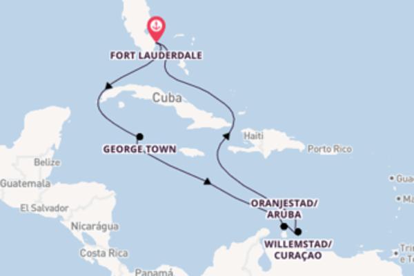 Navegando por 9 dias a bordo do Odyssey of the Seas